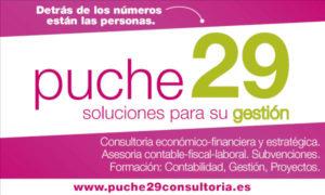 Puche29, soluciones gestión asociaciones sin ánimo de lucro