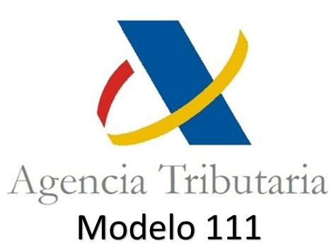 Modelo 111, Retenciones e ingresos a cuenta del IRPF