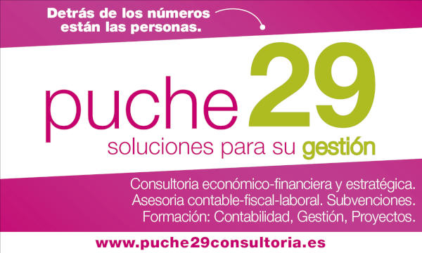 puche29 busca especialista en la gestión contable-fiscal de asociaciones y fundaciones